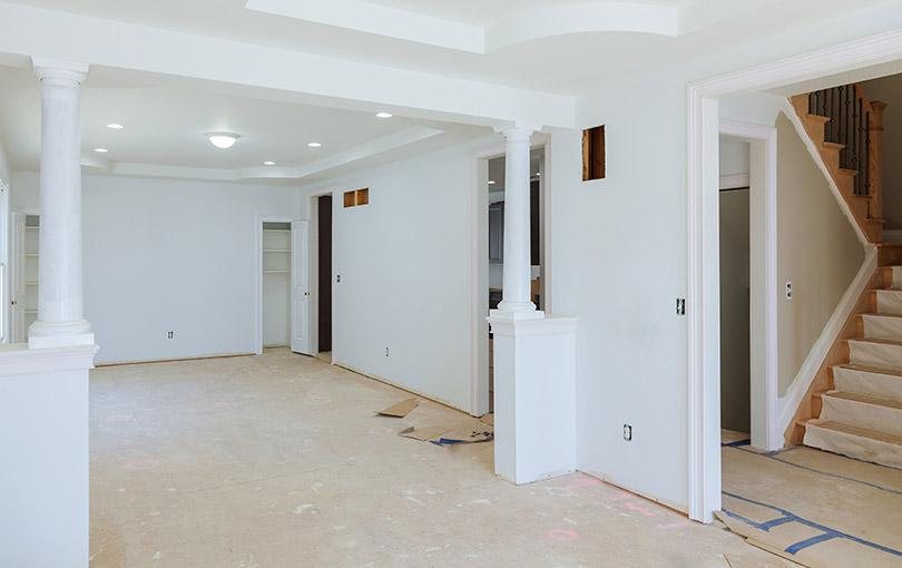 saiba as vantagens de construir com drywall
