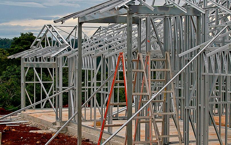 Economize 40% do Tempo Construindo com Estruturas Metálicas