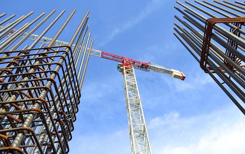 Colunas de ferro: Uma aliada da construção civil