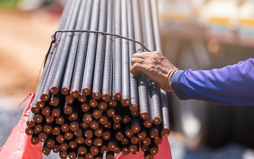 colunas de ferro na construção para que servem
