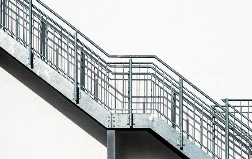 escada padrao bombeiro garante sua segurança